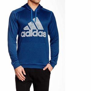 Adidas Climawarm Ultimate Hoodie Sweatshirt M